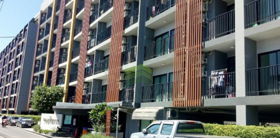 ขาย / ให่เช่า คอนโด ทรอปิคาน่า เอราวัณ Tropicana BTS Erawan ขายด่วน คอนโดห้องชุด อาคารบี ชั้น 2 เนื้อที่ 29.20 ตร.ม. ทำเลดี พร้อมเฟอร์ฯ