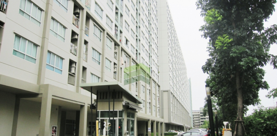 Lumpini Ville Ramkhamhaeng 60/2 ขายด่วน คอนโด ลุมพินีวิลล์ รามคำแหง 60/2   เนื้อที่ 52.85 ตร.ม ชั้น 5 ตึก B  2 นอน 2 น้ำ ราคาถูก