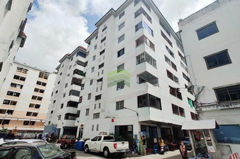 รังสิตแลนด์ คอนโดทาวน์ ขายด่วน ห้องชุด 28.68 ตร.ม ชั้น 8 ตึก B ห้องมุม ราคาถูก
