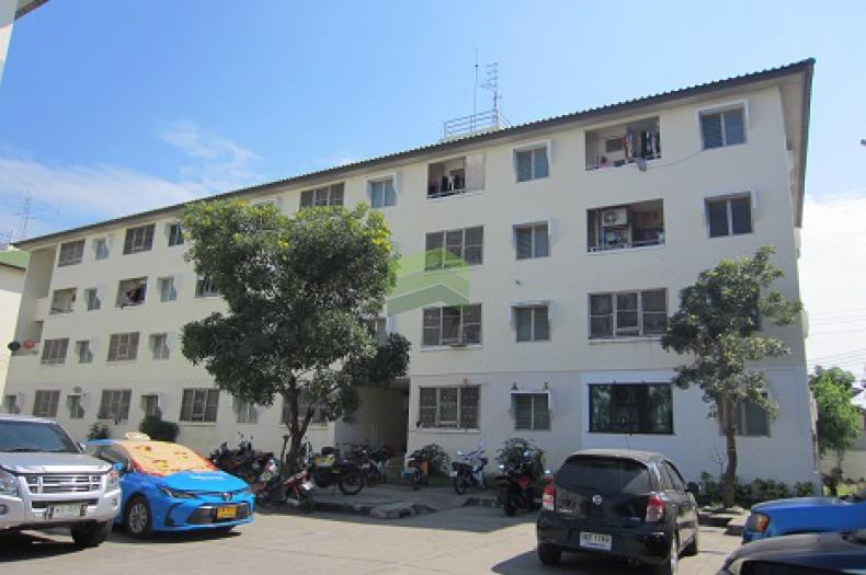 บ้านเอื้ออาทร บางขุนเทียน 3 ขายด่วน คอนโด เนื้อที่ 33 ตร.ม. ชั้น 3 ซอย เทียนทะเล 28 บางขุนเทียน พระราม 2