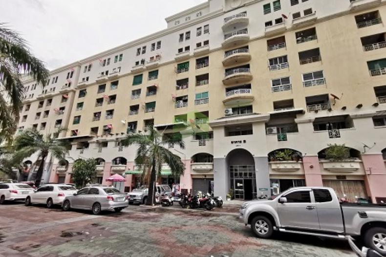 ขาย / ให้เช่าด่วน คอนโด บ้านสวน แจ้งวัฒนะ Baan Suan Chaengwattana อาคาร B ชั้น 5 เนื้อที่ 30.79 ตร.ม ทำเลดี
