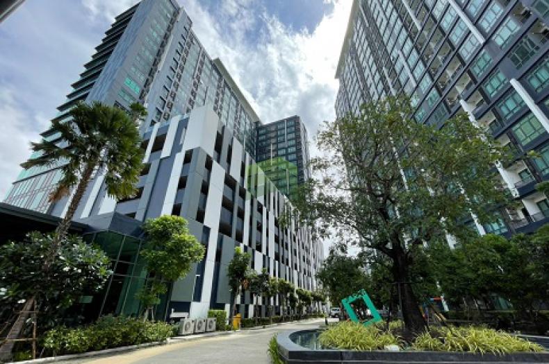 คอนโด เมโทร สกาย ประชาชื่น metro sky ขายด่วน ห้องชุด เนื้อที่ 36.02 ตร.ม ชั้น 7 อาคาร บี ทำเลดี พร้อมอยู่