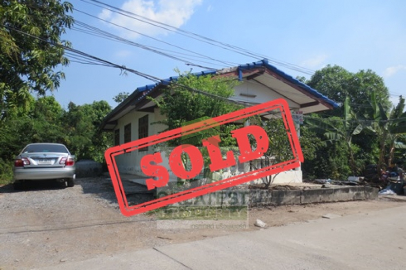 ขายด่วน บ้านเดี่ยว 1 ชั้น เนื้อที่ 65 ตร.ว ตรงข้ามซอย มิตรไมตรี 8/5 ประชาร่วมใจ หนองจอก มีนบุรี กรุงเทพ