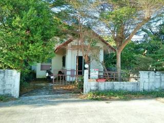 N0600710, หมู่บ้าน บดินทร ถ.ไมตรีจิต ซ.9  ขายด่วน บ้านเดี่ยว 1 ชั้น  เนื้อที่ 64.90 ตร.ว คลองสามวา กรุงเทพฯ