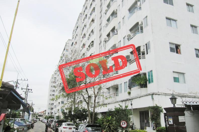 ขายด่วน คอนโด สวัสดีกรุงเทพ Sawasdee Bangkok ขนาด 71 ตร.ม. 2 นอน 2 น้ำ ชั้น 3 อาคาร F พร้อมอยู่อาศัย ทำเลดี ราคาถูก ต่อรองได้