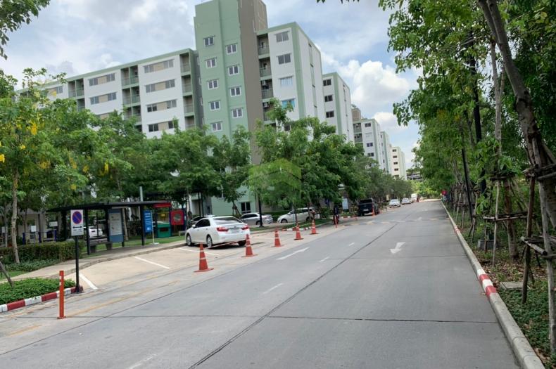 ให้เช่า คอนโด ลุมพินี ทาวน์ชิป รังสิต คลอง1 Lumpini township rangsit klong-1  เนื้อที่ 21.50 ตร.ม. อาคาร A5 ชั้น 5 ธัญบุรี ปทุมธานี ห้องใหม่ พร้อมอยู่