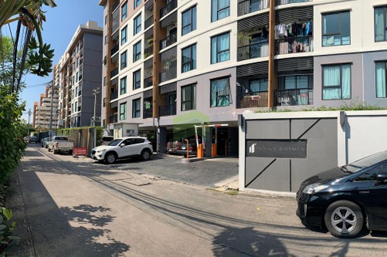 คอนโด เดอะไพรเวซี่ เรวดี โครงการเอ The Privacy Rewadee ขายด่วน ห้องชุด ขนาด 28.24 ตร.ม ชั้น 7 ซอยเรวดี 15 ตลาดขวัญ เมืองนนทบุรี พร้อมอยู่ ใกล้รถไฟฟ้า
