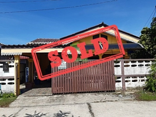 N0600940, ขายด่วน บ้านเดี่ยว ชั้นเดียว ซ.โคกเคียน9  ถ.โคกเคียน  เนื้อที่ 50.30  ตร.ว  ต.โคกเคียน  เมืองนราธิวาส
