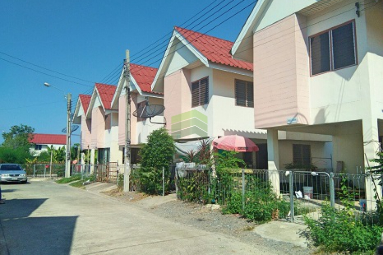 บ้านเอื้ออาทรอยู่วิทยา12 ขายด่วน บ้านเดี่ยว 2 ชั้น เนื้อที่ 24.10 ตร.ว. ถนนสุวินทวงศ์ กระทุ่มราย หนองจอก  กรุงเทพฯ