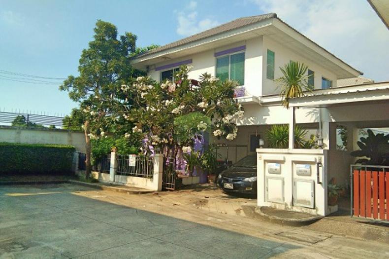 หมู่บ้าน เพอร์เฟค พาร์ค บางบัวทอง PERFECT PARK BANGBUATHONG  ขายด่วน บ้านเดี่ยว 2 ชั้น เนื้อที่ 40.10 ตรว. บ้านคุณภาพในเครือ พร็อพเพอร์ตี้ เพอร์เฟค บางบัวทอง