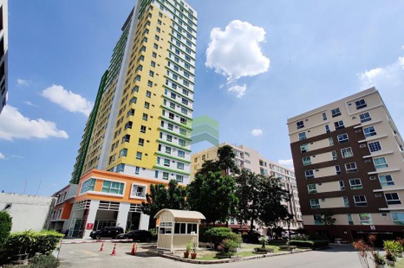 คอนโด เปรมสิริ บูทิค พาร์ค ตึก A  ขายด่วน Premsiri Boutique Park Condo  ถนนเกษตร-นวมินทร์ ใกล้ ม.เกษตรฯ เนื้อที่  42.66 ตร.ม.ชั้น 5 พร้อมเฟอร์ฯ ราคาไม่แพง ต่อรองได้