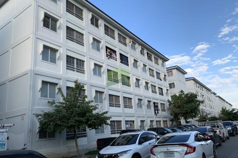 ขาย เช่า คอนโด ในโครงการ บ้านเอื้ออาทร ตลาดไท2 เทพกุญชร 34 ขายด่วน ชั้น3 อาคาร 32 เนื้อที่ 32.73 ตร.ม. 2 ห้องนอน 1 ห้องน้ำ ขายถูก พร้อมอยู่