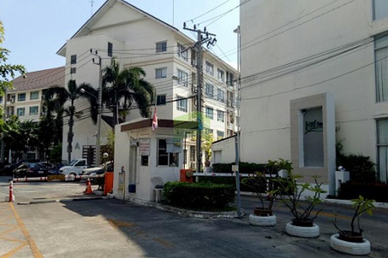 ซิตี้ วิลล์ คอนโดมิเนียม ขาย ให้เช่าด่วน City Ville Condominium ซอย ทิพวัลย์ เนื้อที่ 31.13 ตร.ม ชั้น 1 อาคาร ดี  ถนน เทพารักษ์ เมืองสมุทรปราการ พร้อมอยู่