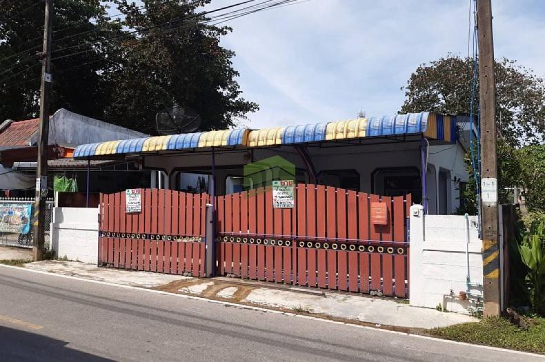 ขายด่วน บ้านเดี่ยวชั้นเดียว โคกเคียน  เมืองนราธิวาส เนื้อที่ 51 ตร.ว. ทำเลดี เหมาะพักอาศัย ร้านค้า