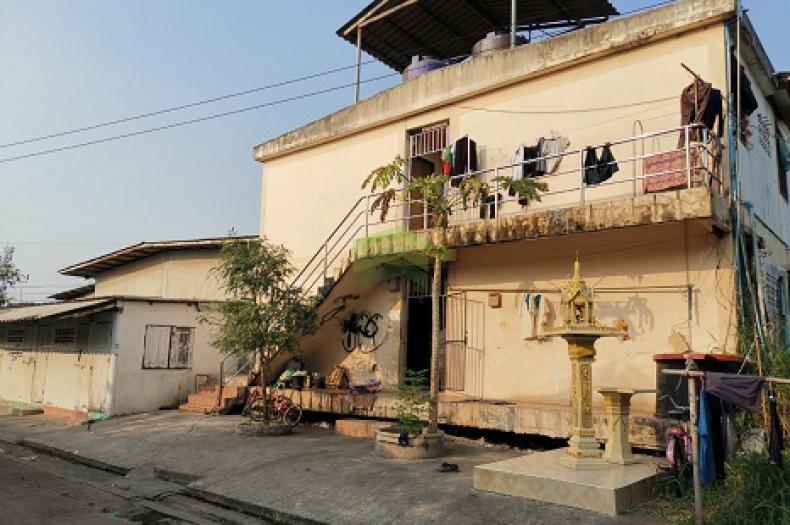 ขายด่วน อพาร์ทเม้นท์ 2 ชั้น ซอย กำนันกวัก พระราม 2 สมุทรสาคร พร้อมกิจการห้องเช่า จำนวน 28 ห้อง เนื้อที่ 100 ตร.ว ทำเลดี น่าลงทุน พร้อมผู้เช่าเต็มทุกห้อง